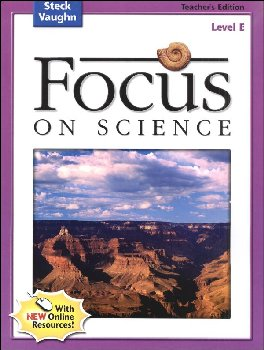 Focus on Science Level E Teacher Guide