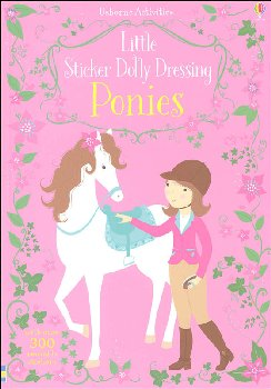 Little Sticker Dolly Dressing - Ponies