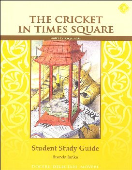 Cricket in Times Square Student Book