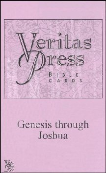 Veritas Bible Genesis - Joshua Cards