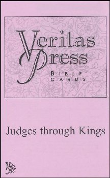 Veritas Bible Judges - Kings Cards
