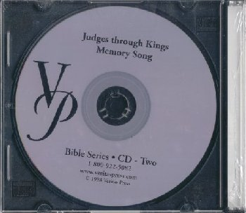 Veritas Bible Judges - Kings Audio