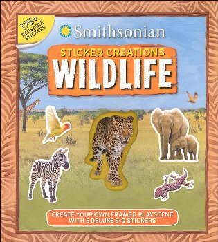 Smithsonian Sticker Creations: Wildlife
