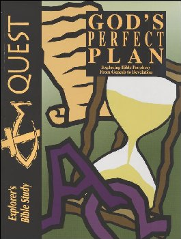 Bible Quest: God's Perfect Plan Student Text