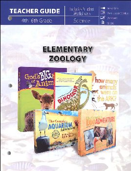 Elementary Zoology Teacher Guide