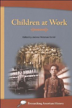 Children at Work (Researching American Histy)