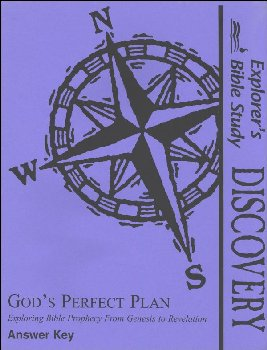 Bible Discovery: God's Perfect Plan Answer Key