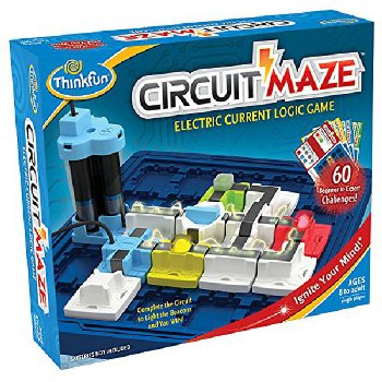Circuit Maze - Electric Current Logic Game