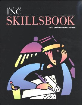Writer's Inc. 2001 SkillsBook Grade 10