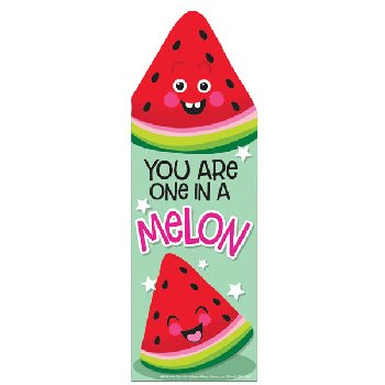 Watermelon Scented Bookmark