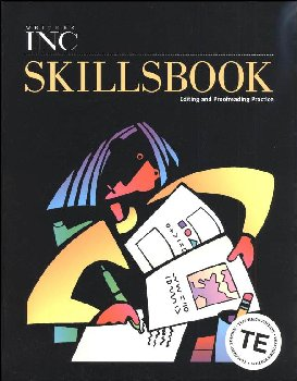 Writer's Inc. 2001 SkillsBook Teacher Gr 11