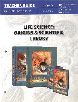 Life Science: Origins & Scientific Theory Teacher Guide