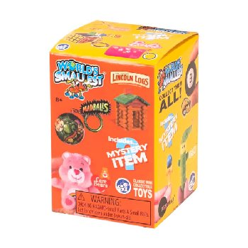 World's Smallest Blind Box Series 2