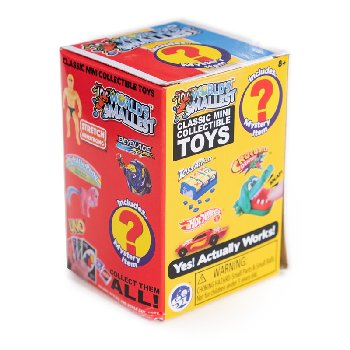 World's Smallest Blind Box Series 3