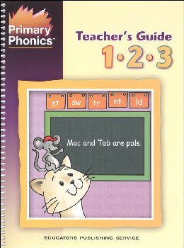 Primary Phonics Teacher's Guide 1-2-3