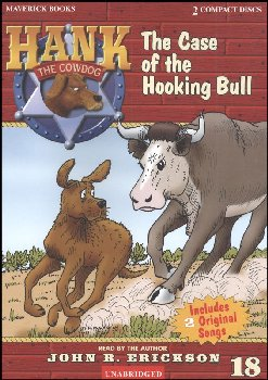 Hank #18 - Case of the Hooking Bull Audio CD