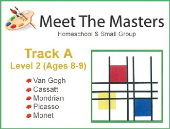 Meet the Masters @ Home Track A Ages 8-9