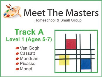 Meet the Masters @ Home Track A Ages 5-7