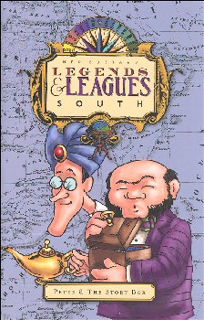 Legends & Leagues South: Peter and the Story Box