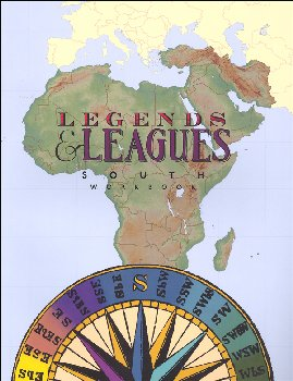 Legends & Leagues South: Workbook