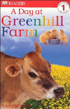 Day at Greenhill Farm (Eyewitness Reader Level 1)