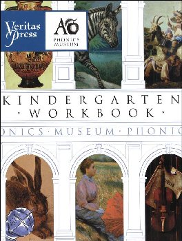 Veritas Phonics K Student Workbook without Primer