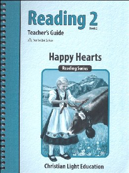 Happy Hearts Teacher's Guidebook 2nd Ed.