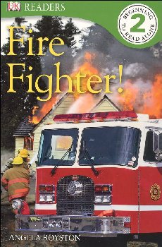 Fire Fighter! (DK Reader Level 2)