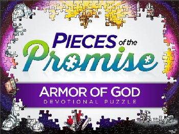 Pieces of the Promise: Armor of God Devotional Puzzle