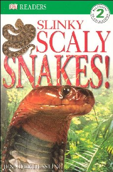 Slinky Scaly Snakes (DK Reader Level 2)