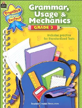 Grammar, Usage & Mechanics Grade 3 (PMP)