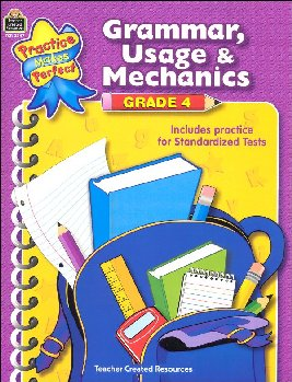 Grammar, Usage & Mechanics Grade 4 (PMP)