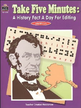 Take Five Minutes: History Fact a Day for Editing