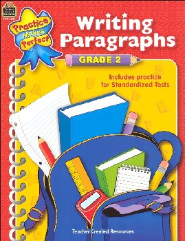 Writing Paragraphs Grade 2 (PMP)