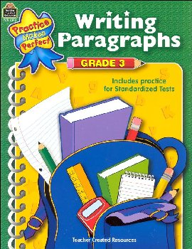Writing Paragraphs Grade 3 (PMP)