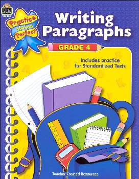 Writing Paragraphs Grade 4 (PMP)