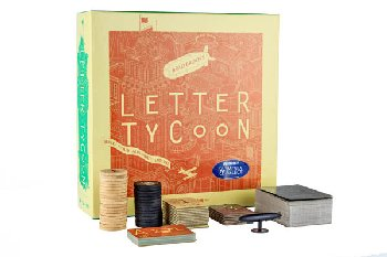 Letter Tycoon Game