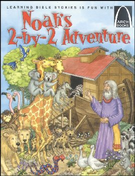 Noah's 2-by-2 Adventure (Arch Book)