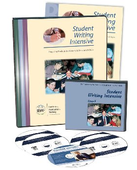 Student Writing Intensive on DVD Level B