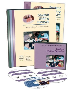 Student Writing Intensive on DVD Level C