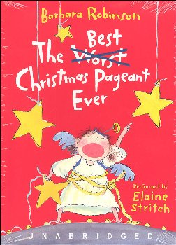 Best Christmas Pageant Ever Unabridged CD