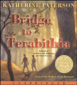 Bridge to Terabithia Unabridged Audio CD