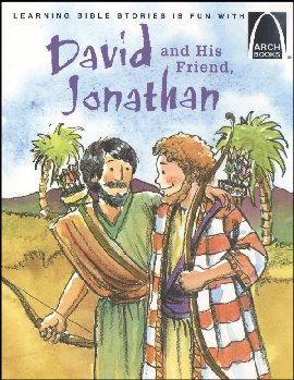 David and His Friend, Jonathan (Arch Book)