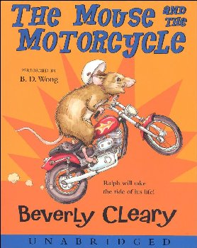 Mouse and the Motorcycle Unabridged Audio CD