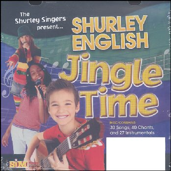Jingle Time CD Levels 1-8