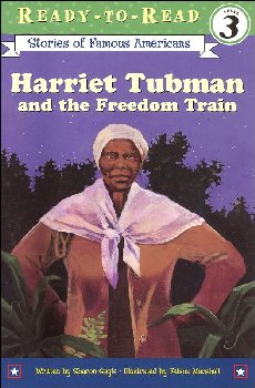 Harriet Tubman and Freedom Train (RTR COFA L