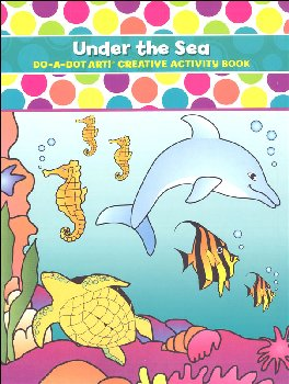Under the Sea Creative Art Book