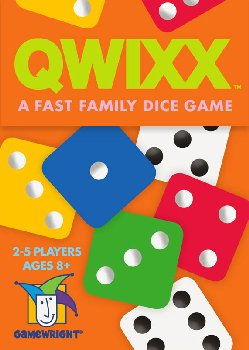 Qwixx: Fast Family Dice Game