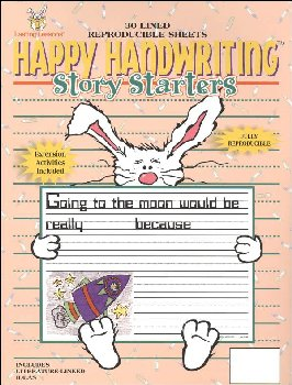 Happy Handwriting Story Starters Gr. 1-2