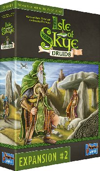 Isle of Skye: Druids Expansion #2